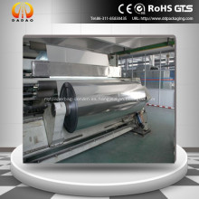 El vacío de aluminio se agarra la película del ANIMAL DOMÉSTICO para las bolsas de embalaje