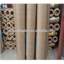 China precio al por mayor ptfe cubierta de tela de fibra de vidrio tela