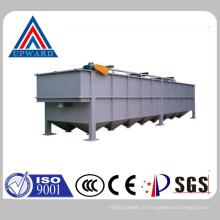 Fournisseur de machines de flottation d'air de cavitation de la Chine à la hausse