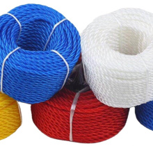 PE Twisted colour  rope