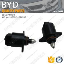 OE BYD f3 repuestos IDLE MOTOR 473QE-1026200