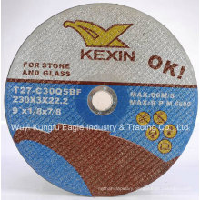 Resin Bond Flexible Abrasive Grinding Disc for Stone and Glass