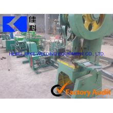 Lâmina de arame farpado diamante lâmina de arame farpado perfurador de malha / fazendo máquinas China fabricante