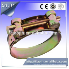 yellow coating for zinc plating hose clamp