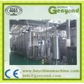 Pasteurisierte Milchproduktionslinie