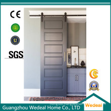 Customize Six Panel Sliding Barn Door Factory