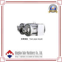 Близнец PVC Прессформа трубы с CE сертифицированный