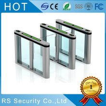 Access Control Security Solutions Swing Barrier Gate
