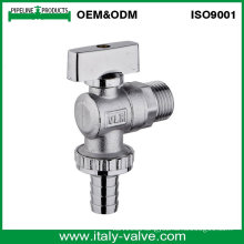 OEM& ODM Quality Chromed Brass Angle Valve (AV3068)
