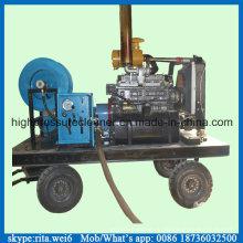 200bar очистки дизельного канализационной трубы мойка высокого давления Сток чистки оборудования