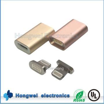Сальниковый реверсивный магнитный USB-адаптер