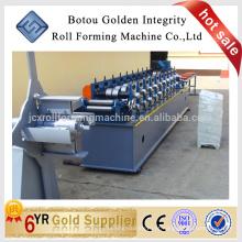 Máquina de formação de rolos, máquina de formação de canais angulares
