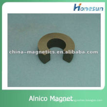 sintered alnico permanent magnet horseshoe shaped