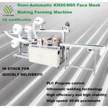 High speed full automatic N95 mask making machine