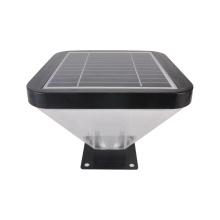 IP65 meilleures lampes solaires pour la cour