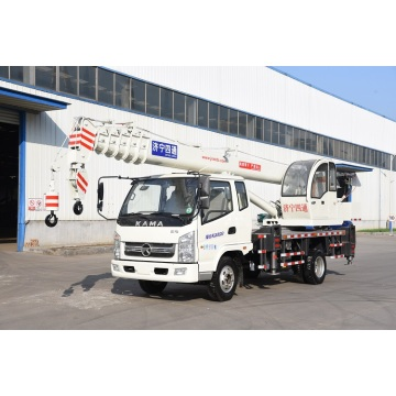 8 ton mobile crane