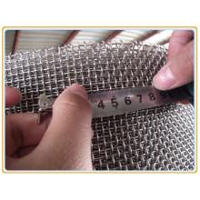 Malla de alambre prensado de bajo carbono