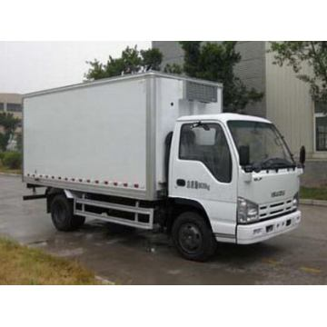 ISUZU 100P Refrigerated Ice Cream Van Truck