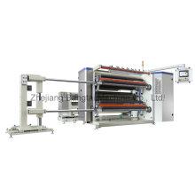 Máquina de corte e rebobinamento de controle de PLC de alta velocidade (Série Btm-D