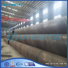 Steel Spiral Duct Pipe
