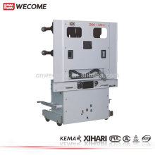KEMA Testified Wecome Group ZN63A 33KV Circuit Breaker