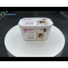 16oz dairy plastic food packaging butter container