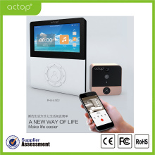 Smart WIFI Doorbell Monitor Wireless