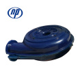 Pièces de pompe anti-abrasives en polyuréthane
