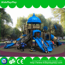 Outdoor Plastic Slides Kids Equipment Playground