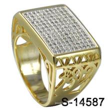 Novo design de moda jóias 925 anel de prata esterlina