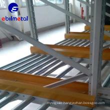 Gravity Pallet Flow Metal Rack (EBIL-ZLSHJ)