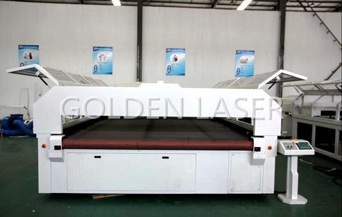 filter cloth laser cutting machine 4