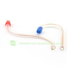 Fabrication d'injecteurs de salive dentaire / conseils d'aspiration dentaire / embouts d'aspiration jetables