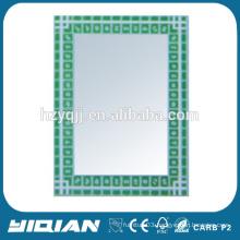 New Design Hot Sale Overlap Double Layer Glass Silver Bathroom Mirror