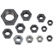Ecrou hexagonal de 8e année Ecrou hexagonal hexagonal hexagonal de zinc