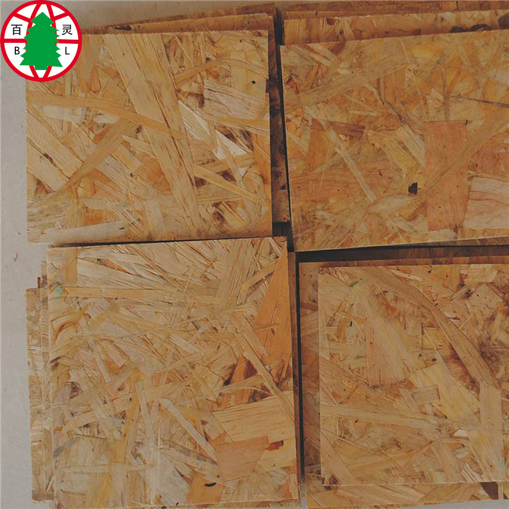 OSB board 15mm for house flooring