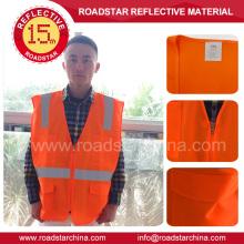 Traffic High Visibility Safety Reflective Vest