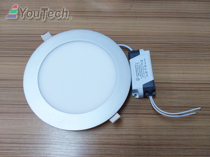 12W led downlight slim