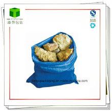 Плетеные мешки для мусора