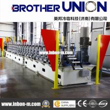 Máquina formadora de rollos de bandeja de cables, Máquina formadora de rollos de bandeja de cables