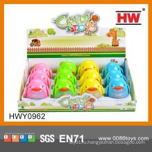 Новый дизайн пластиковых мультфильм Пингвин конфеты игрушки небольшие подарки для детей
