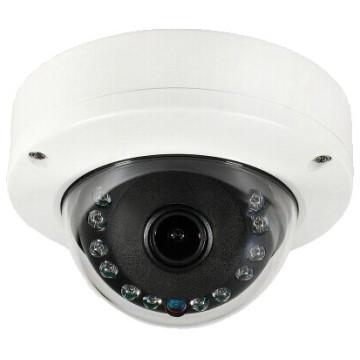 """Сверхширокоугольная IP-камера типа """"рыбий глаз"""" для видеонаблюдения в помещении с POE Onvif"""