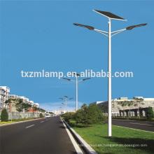 12 v solar 30 w llevó la luz de calle llevó el diseño de la luz de calle