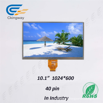 Ckingway RoHS Colorful 10.1 Neutral Product TFT LCD Professional Display Assemble Covering in LCD