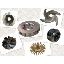 High pressure cast iron casting water pump spare parts ISO9