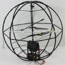 705 Потрясающий 3.5ch гироскопа RC Летящий мяч Летающие игрушки