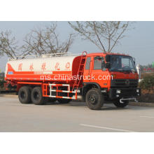Trak tangki air model 6x4 lama model Dongfeng