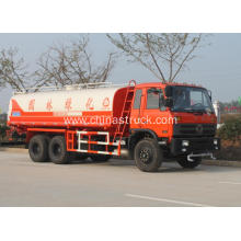 Dongfeng old model 6x4 water tank truck