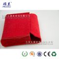 Wholesale felt snap pocket coin purse pouch