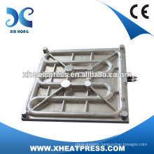 The casted heat elements of the heat transfer presses